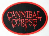 Cannibal Corpse - 'Logo' Embroidered Patch